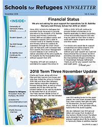 2018 Newsletter
